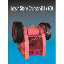 Stone machine Stone Cruhser 400 X 600