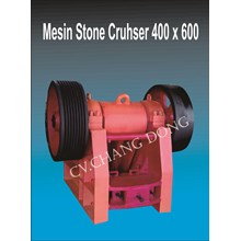Mesin Batu Stone Cruhser 400 X 600