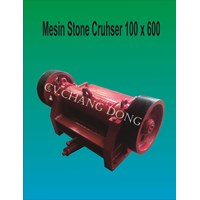 Jual Mesin Batu Stone Crusher 100 X 600