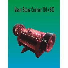Mesin Batu Stone Crusher 100 X 600