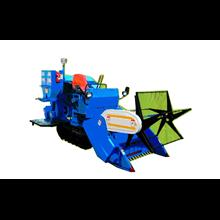 Mesin Pengolah Padi Harvester Combine Besar