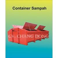 Mesin Dan Alat Berat Container Sampah