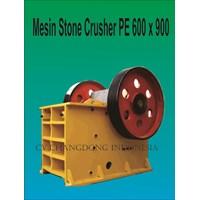 Mesin Batu Stone Crusher 600 X 900 ( Produck Lokal )