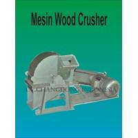 Jual Mesin Perhutanan Wood Crusher