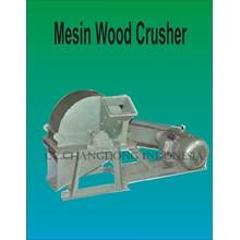 Mesin Perhutanan Wood Crusher