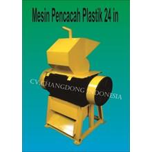 Mesin Pencacah Plastik 24 In