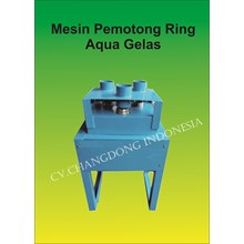 Mesin Pemotong Ring Aqua