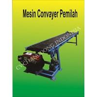 Jual Mesin Pertambangan Convayer Pemilah