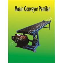 Mesin Pertambangan Convayer Pemilah