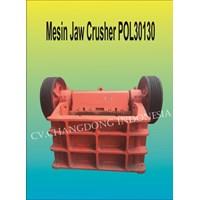 Jual Mesin Batu Jaw Cruhser POL30130