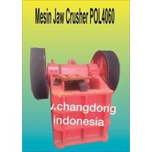 Mesin Pemecah Batu Jaw Crusher POL4060