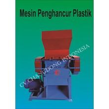 Mesin Pencacah Plastik Dan Botol