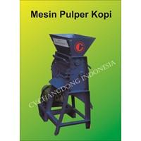 Mesin Pengolah Kopi ( Pulper Kopi )