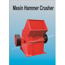 Mesin Batu Hammer Cruhser