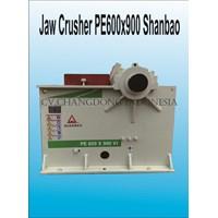 Jual Mesin Batu Jaw Cruhser PE600x900 Shanbao