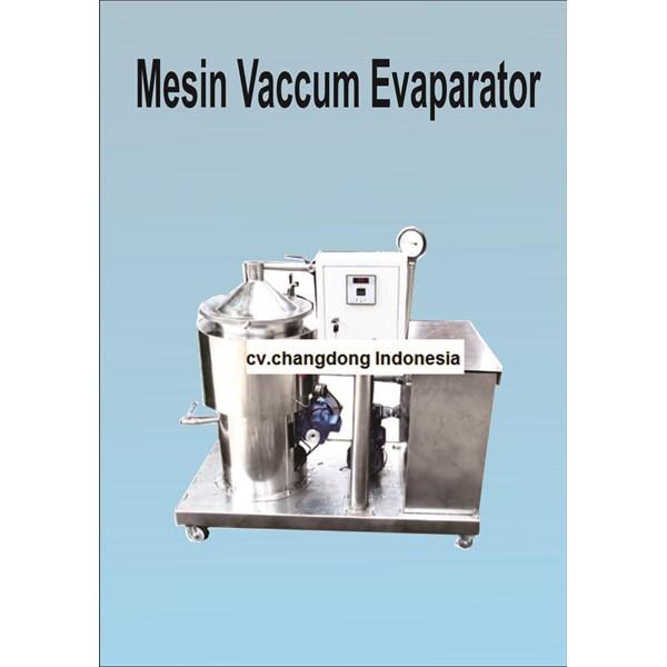 Mesin Pengolah Kelapa Vaccum Evaparator