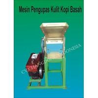 Mesin Pengolah Kopi ( Pengupas Kulit Kopi Basah )