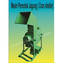 Mesin Perkebunan Perontok Jagung Cron Sheller