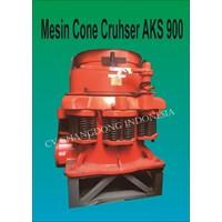 Mesin Batu Cone Cruhser AKS900 1