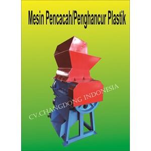 Mesin Daur Ulang Plastik Dan Botol