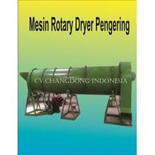 Mesin Pupuk Rotary Dryer