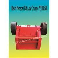 Mesin Pertambangan Stone cruhser Lokal PE100x600 1