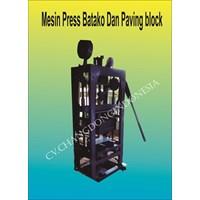 Jual Mesin Cetak Paving Block Model Getar