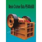 Mesin Batu cruhser PE400x600 1