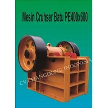 Stone machine cruhser PE400x600