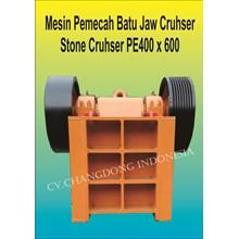 Mesin Batu cruhser 400 x 600