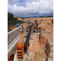 Mesin Batu Stone Crusher Plant 40-60 TPH