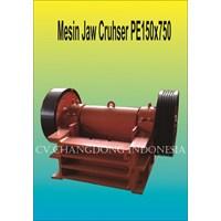 Mesin Batu Crusher PE150x750