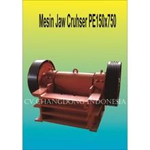 Stone Crusher Machine PE150x750
