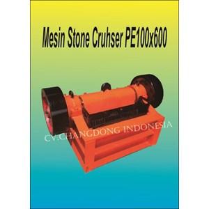 Mesin Batu Stone Cruhser PE1060