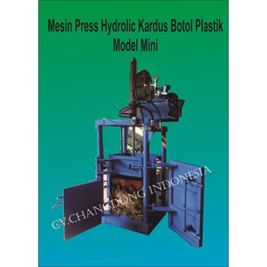 Mesin Press Hydrolic Mini