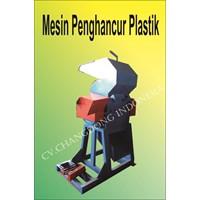 Mesin Pencacah Plastik Botol