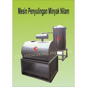 Mesin Penyaring Minyak ( Penyulingan Minyak Nilam )