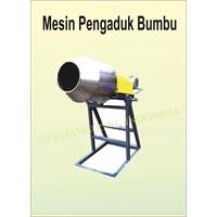 Mesin Pengaduk bumbu Hexagonal