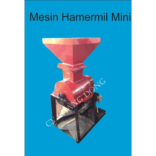 Mesin Pengolah tepung ( Hamermiil )