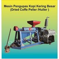 Mesin Pengolah Kopi Kering ( Huller Kopi )