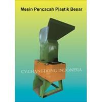 Mesin Pencacah Plastik Besar