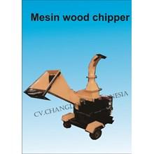 Mesin penghancur Kayu ( Wood Chipper )