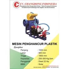 Mesin Pencacah / Penghancur plastik