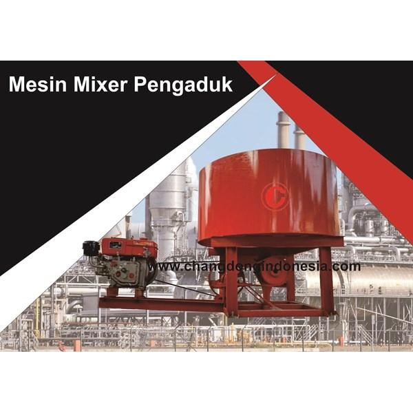 Mesin Pengaduk Mixer Adonan Batako