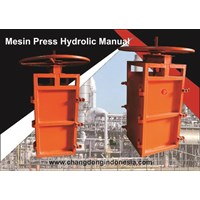 Mesin Press Kardus Dan Botol Manual