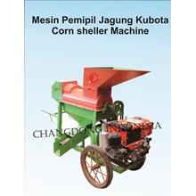 Mesin Pemipil Jagung Diesel Kubota