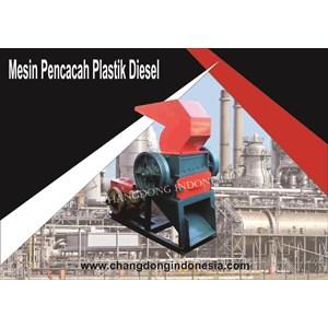 Diesel Plastic Recycling Machine