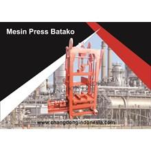 Mesin Cetak Bata / Mesin Paving Block Dan Batako