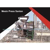 Mesin Pengolah Kelapa ( Press Santan )