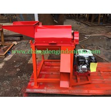 Organic Waste Chopper Machine